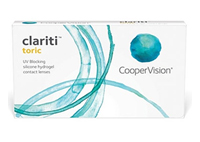 Coopervision Clariti Toric Monthly
