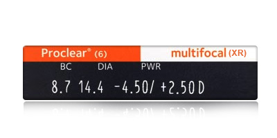 Coopervision Proclear Multifocal Extended Range