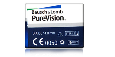 Bausch & Lomb Pure Vision