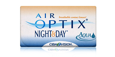 Air Optix Night & Day (Night & Day Aqua) Contacts