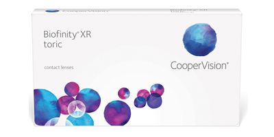 Biofinity XR Toric Contacts