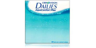 Dailies Aquacomfort Plus 90 Pack Contacts