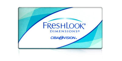 Freshlook Dimensions Contacts
