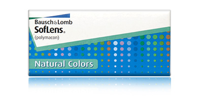 Soflens Natural Colours Contact Lenses
