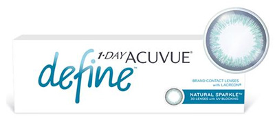 1 Day Acuvue Define 30 Pack Lenses