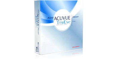 1 Day Acuvue TruEye 90 Pack Lenses