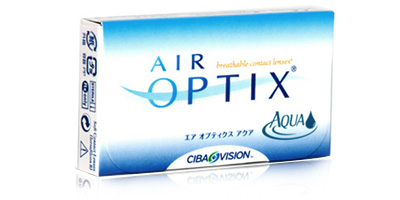 Air Optix Contact Lenses
