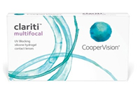 Clariti Multifocal Monthly Lenses