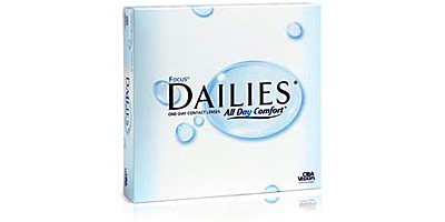 Focus Dailies 90 Pack Lenses
