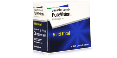 Purevision Multifocal Lenses