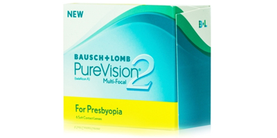 PureVision2 for Presbyopia Lenses