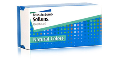 Soflens Natural Colours Lenses
