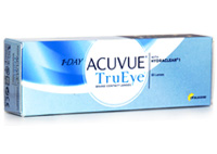 1 Day Acuvue TruEye Lenses With Hydraclear from Johnson and Johnson
