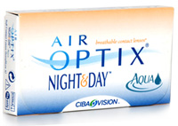Air Optix Night & Day (Night & Day Aqua)