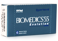 Biomedics 55 Evolution Contact Lenses