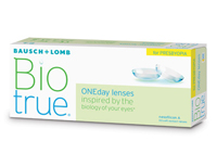 Bausch & Lomb Biotrue ONEday Disposable Lenses for Presbyopia