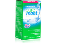 OPTI-FREE PureMoist Contact Solution