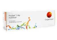 Proclear 1 Day Multifocal 30 Pack