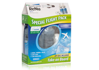 Renu Multi Purpose Travel Pack Contact Lenses Solution