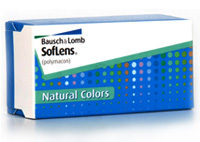 Soflens Natural Colours